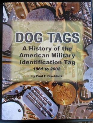 Dog Tags - History of Am Military Identification
