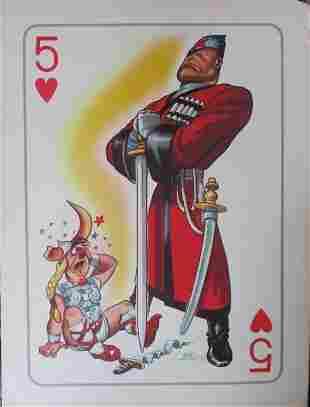 Arias Bernal - 1945 - Hitler's Sword Poster