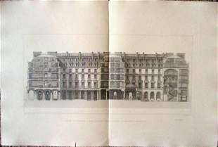 Hotel Continental A Paris - Architectural Design