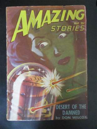 Amazing Stories - May 1947