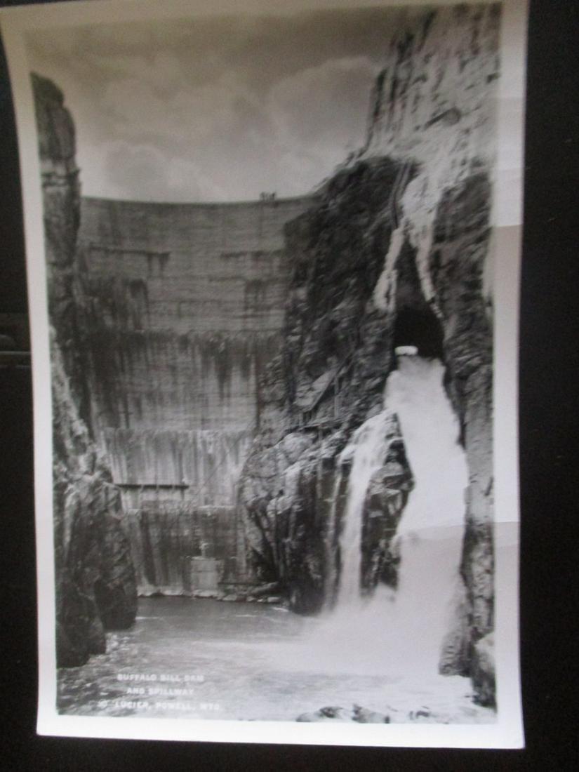 Buffalo Bill Dam & Spillway - Albert G. Lucier