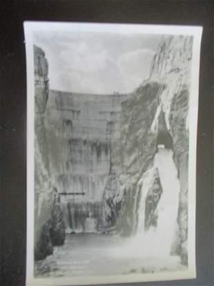 Buffalo Bill Dam and Spillway - Albert G. Lucier