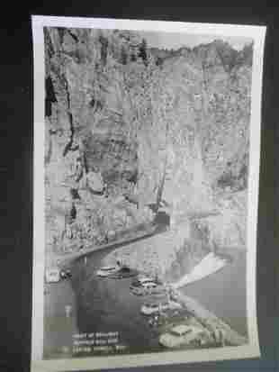 Buffalo Bill Dam  - Albert G. Lucier