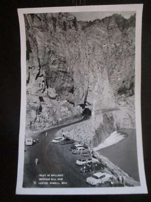 Buffalo Bill Dam Spillway  - Albert G. Lucier