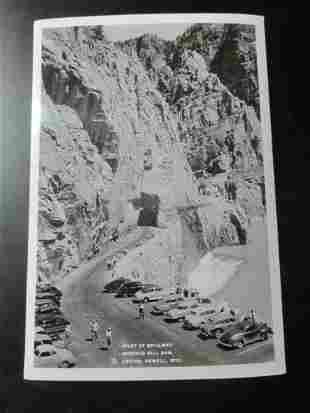 Buffalo Bill Dam  Yellowstone  Albert G. Lucier