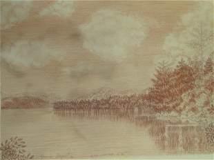 Lake Sunapee, New Hampshire - Gordon Bryant