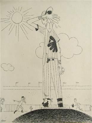 Albert Aquino - Hot Baseball Pitcher