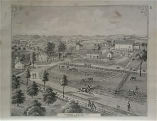 Residence of P. E. Sanford - Warwick NY