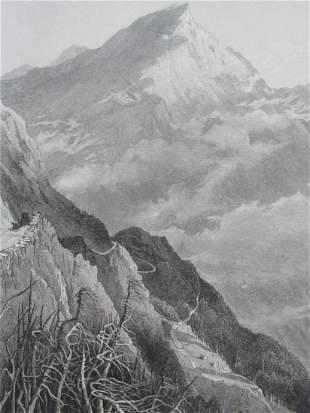 The Mount Washington Road (White Mountains)