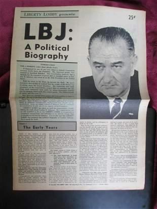 LBJ - A Political Biography