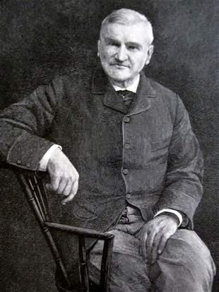 Portrait of Francis Parkman