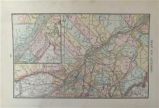 Map of Quebec - Canada