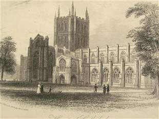 Hereford Cathedral - Great Britain