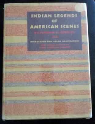 Indian Legends of American Scenes