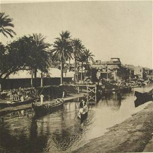 Asher Creek To Shat el Arab Basrah - Iraq
