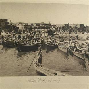 Ashar Creek - Basrah - Iraq