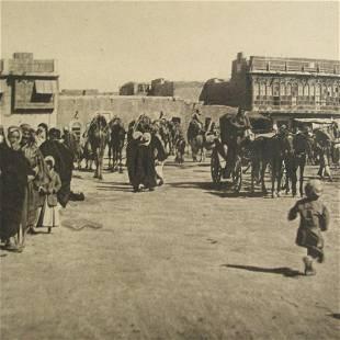 Bazar Square - Basrah City - Iraq