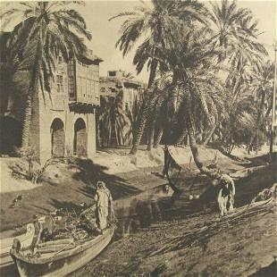 The Serai Creek - Basrah City - Iraq