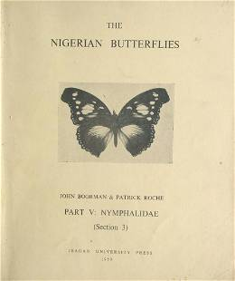 The Nigerian Butterflies