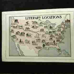 Literary Locations