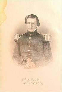 Brevet Second Lieutenant Ulysses S. Grant