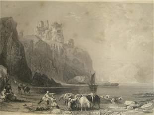 Tamtallan Castle - East Lothian - Scotland