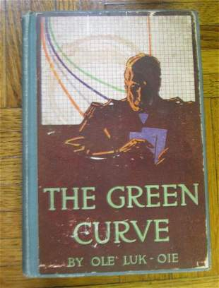 The Green Curve - Ole Luk-Oie 1914