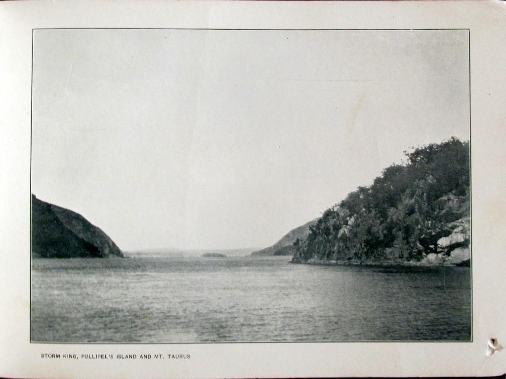 Storm King, Pollifel's Island & Mt. Tarus