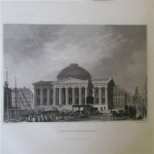 Custom House Boston Massachusetts