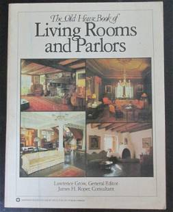 The Old House Book of Living Rooms and Parlors