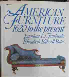 American Furniture 1620 to the Present