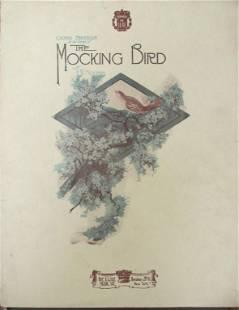 The Mocking Bird [Sheet Music 1910]