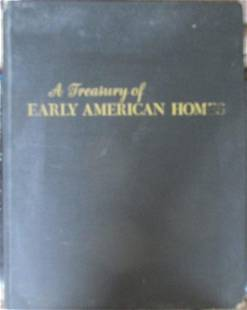 A Treasury of Early American Homes