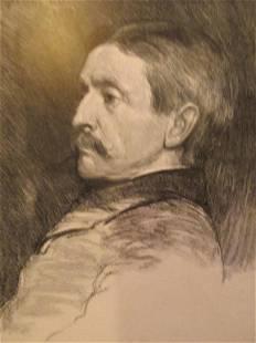 Portrait of Frank R. Stockton
