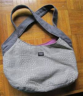 Vintage Madison Satchel Bag Handbag