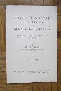 Covered Wooden Bridges of Bennington County