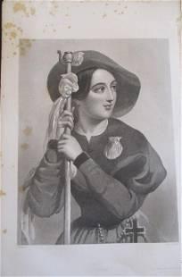 John W. Wright (Engish 1802 - 1848) Helena