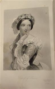 John W. Wright (Engish 1802 - 1848) Princess