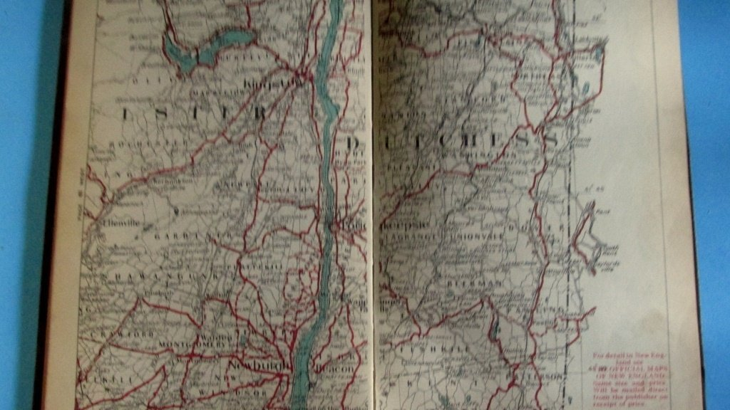 Official Maps of New York - 4