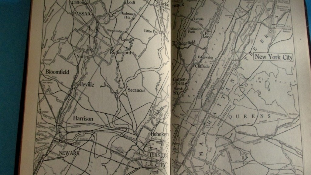 Official Maps of New York - 6