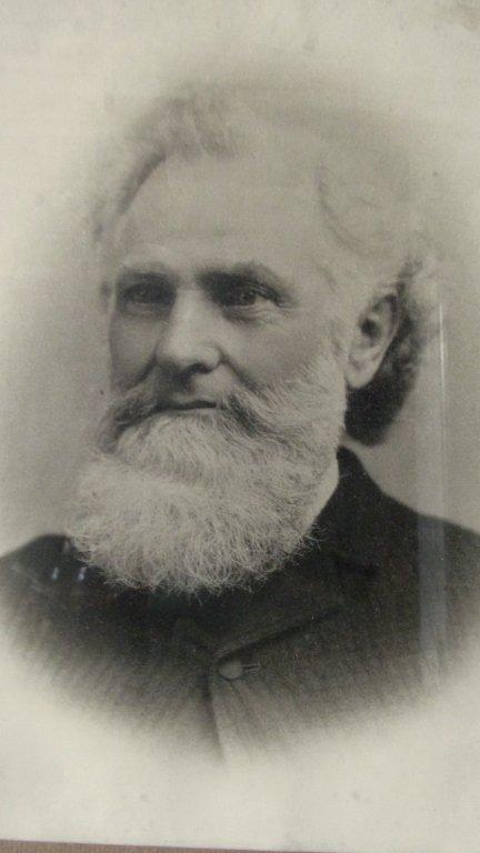 Portrait of Rev. John Martin Wagner