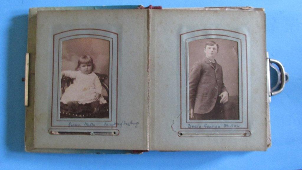 Victorian Photo Album - 3