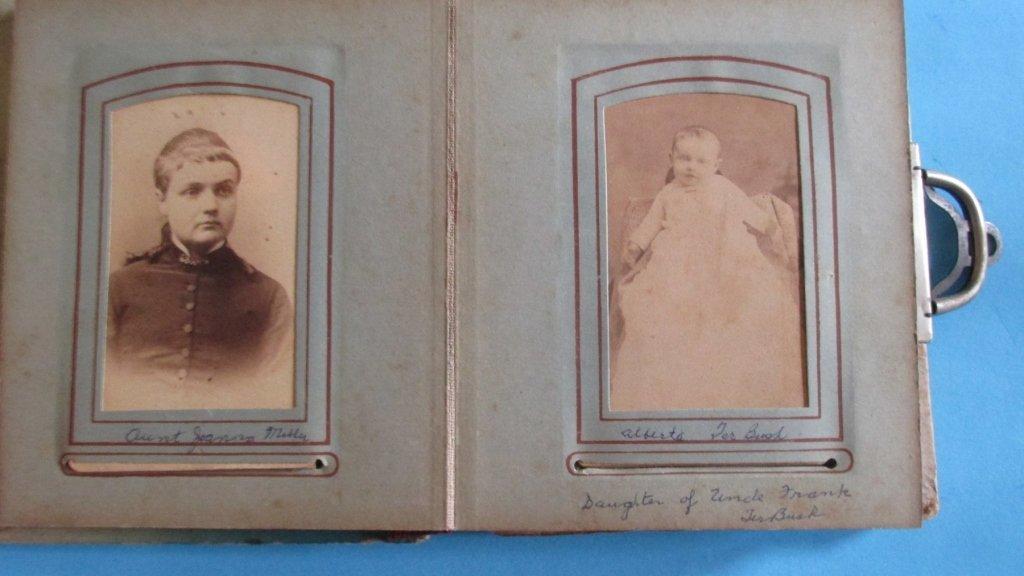 Victorian Photo Album - 5