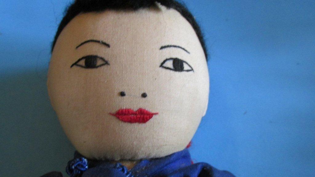 Chinese Folk Doll - 3