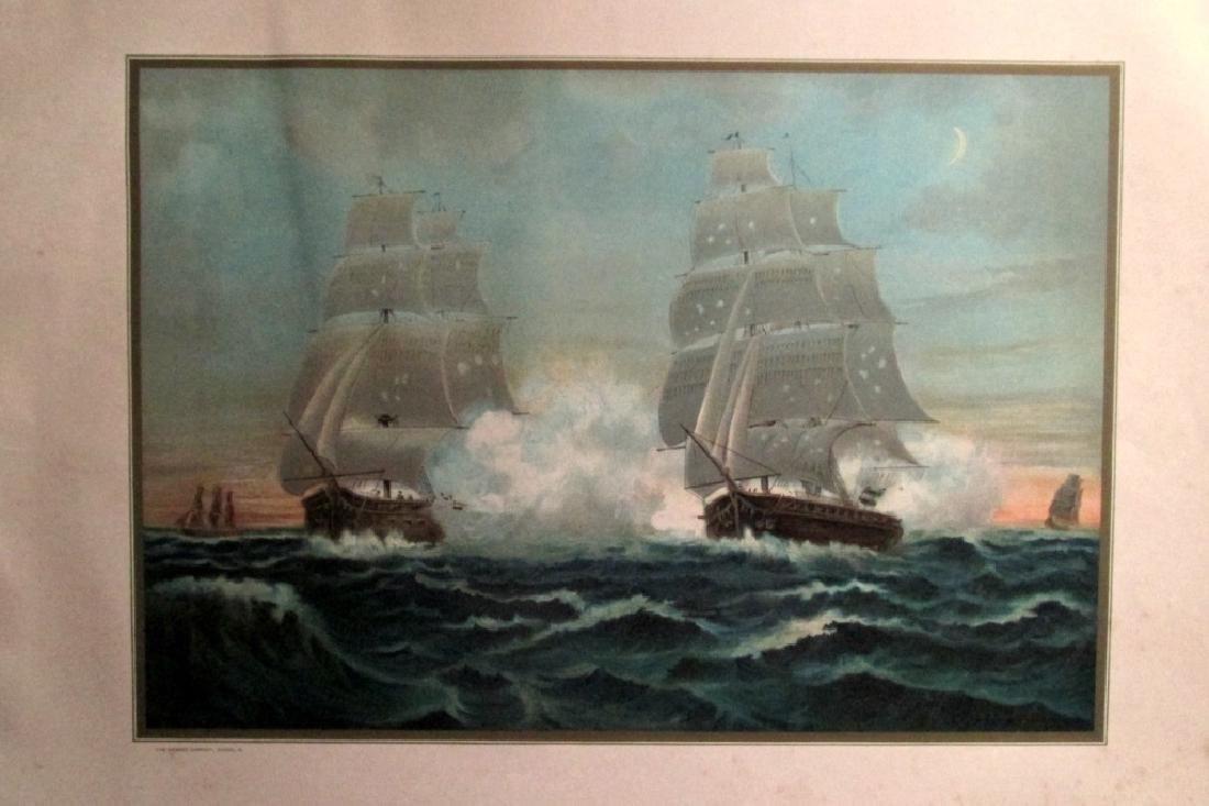 United State Navy Frigate 1815