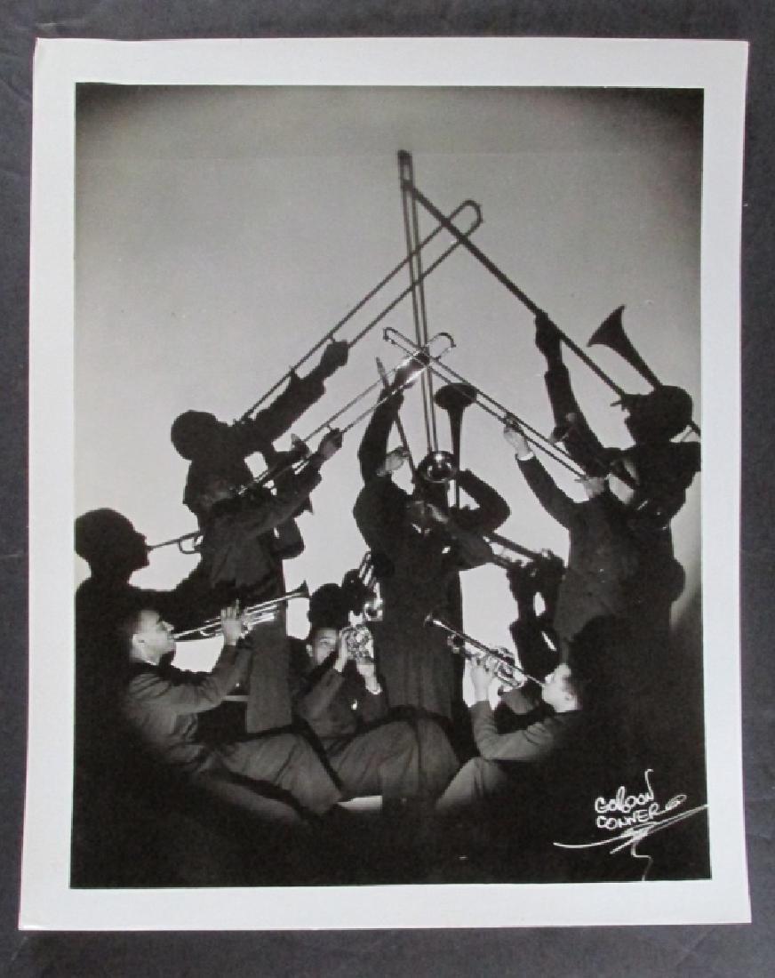 Gordon Conner - Lunceford Black Swing Band