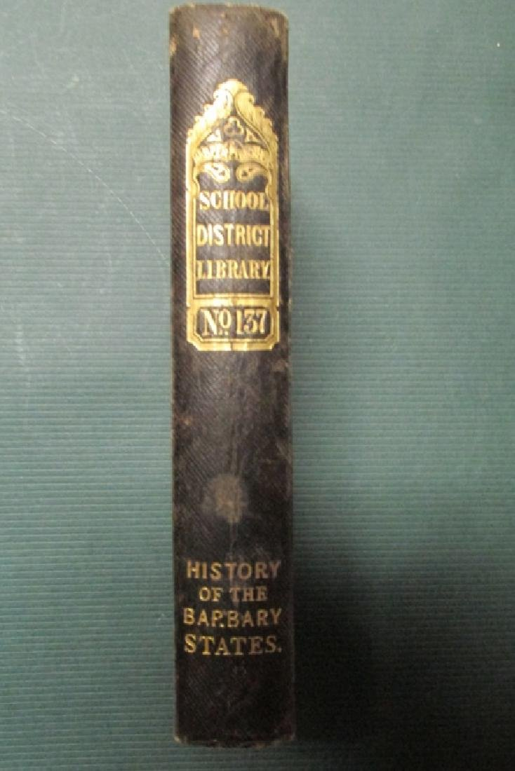 History of The Barbary States 1842