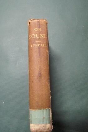 Sound - John Tyndall 1875
