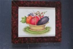 Dolores Samsell - Basket of Fruit Theorem