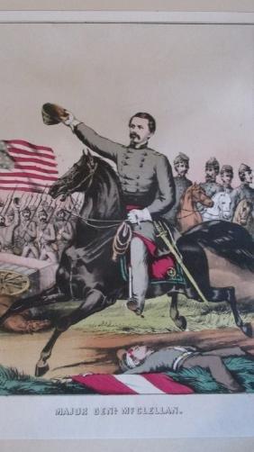 Major General McClellan  (Civil War)